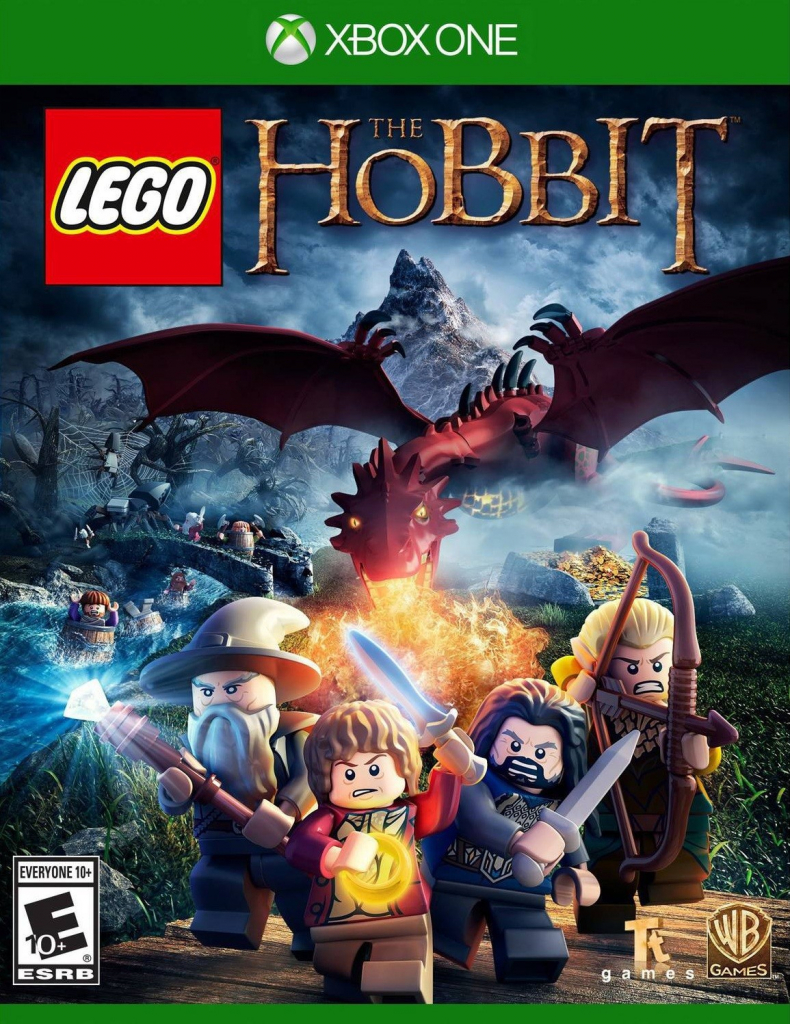 Xbox One Lego Hobbit