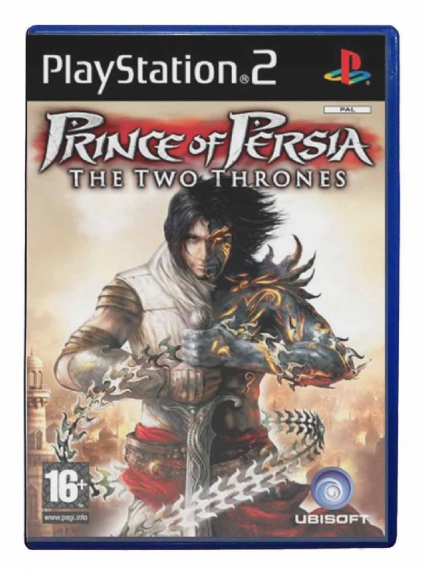 PS2 Prince Of Persia : The Two Thrones