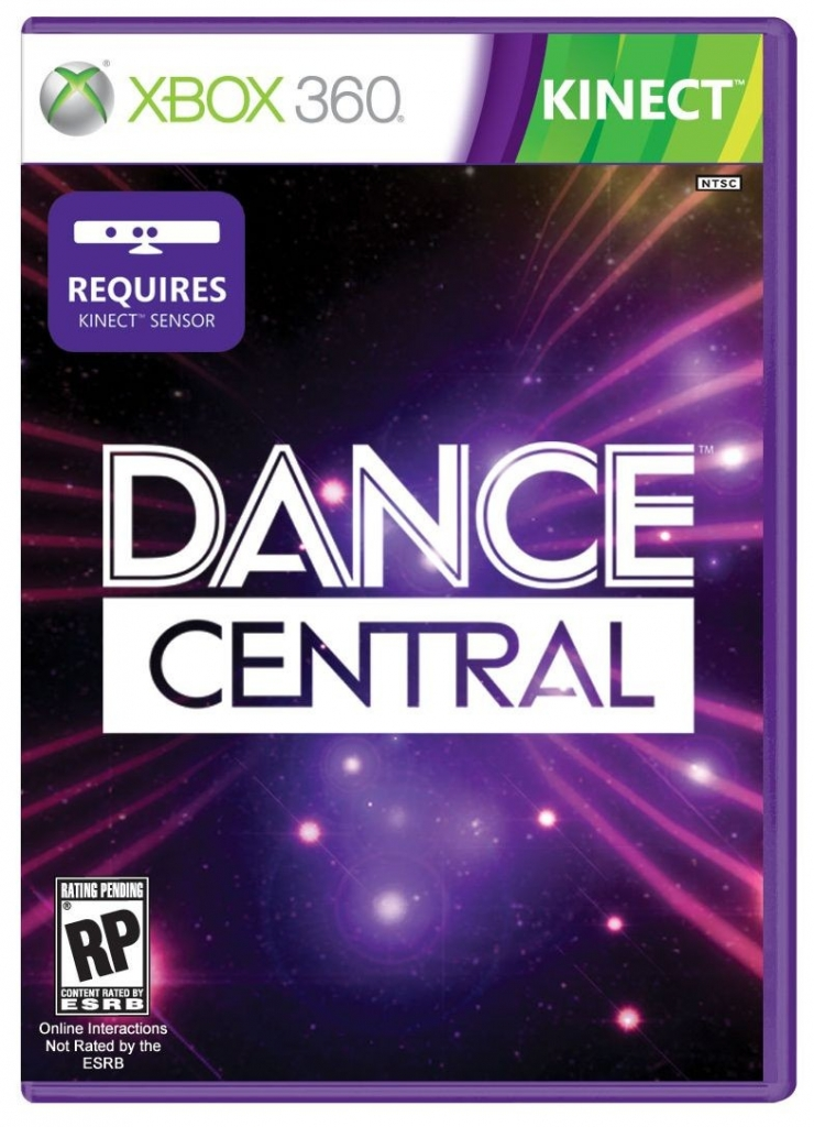 Xbox 360 Dance Central (Kinect)
