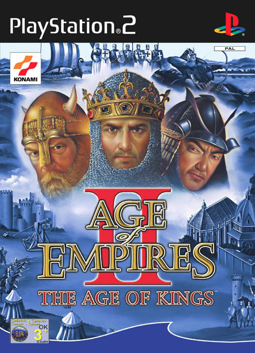 PS2 Age Of Empires 2 : Age Of Kings