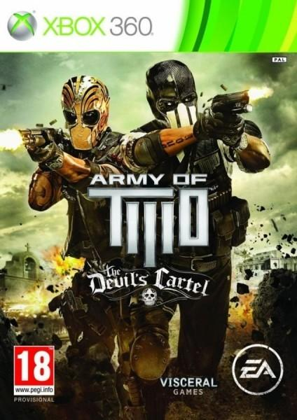 Xbox 360 Army Of Two : The Devil's Cartel