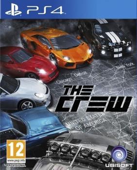 PS4 The Crew