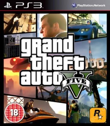 PS3 GTA V : Grand Theft Auto 5