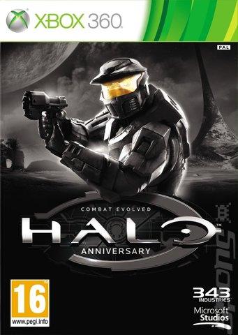Xbox 360 Halo Anniversary