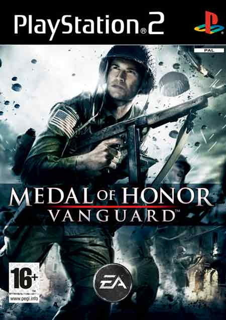 PS2 Medal Of Honor Vanguard