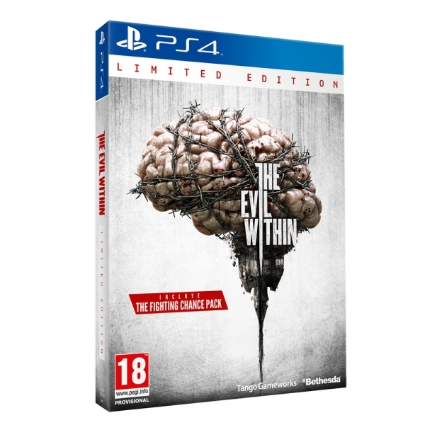 PS4 The Evil Within Limited Edition