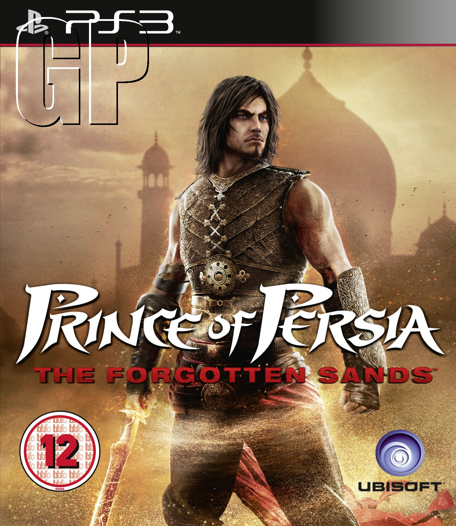 PS3 Prince Of Persia : The Forgotten Sands