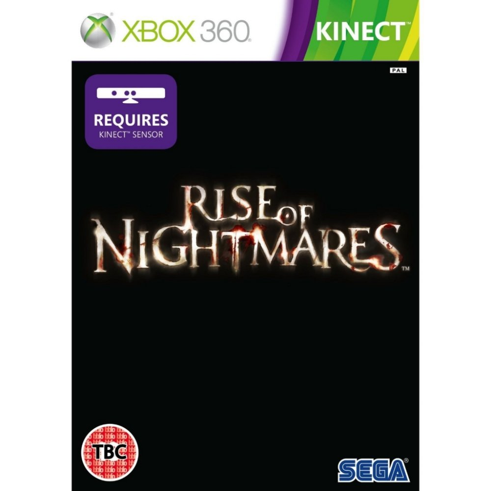 Xbox 360 Rise Of Nightmares (Kinect)