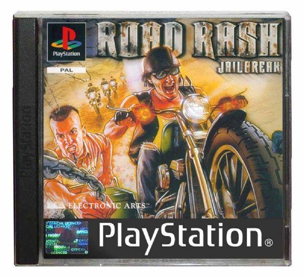 Road rash jailbreak ps1