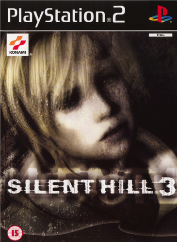 PS2 Silent Hill 3