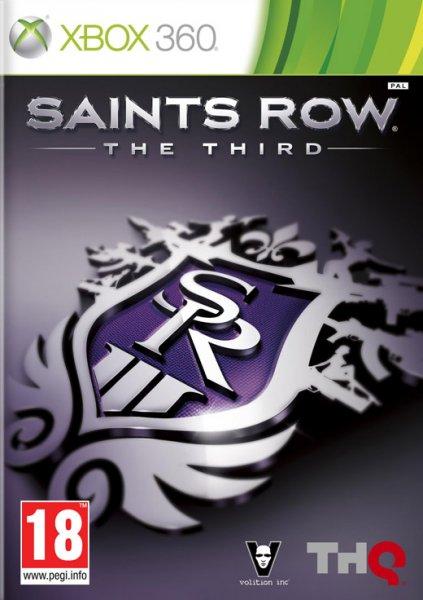 Xbox 360 Saints Row The Third